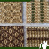 Sisal Carpets Floor Mat de Anti-Static y de Thermal Insulation
