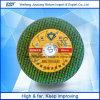Cortar el disco Flexovit del corte del acero de carbón de la rueda