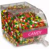 De aangepaste AcrylDoos van de Gift/Doos van de Vertoning van de Doos van het Suikergoed de Acryl