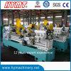 CD6260Cx2000 de precisión de alta velocidad horizontal de metal girando la máquina del torno