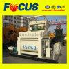 建設用機器の生産性35m3/H Js750の対シャフトの具体的なミキサー