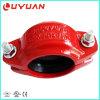 В списке UL, FM утвердил шланговый хомут трубопровода с 8 дюйма EPDM резиновую прокладку
