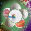 A matéria- prima adesiva da dentadura poli (Methylvinylether material/ácido maleico) misturou o copolímero de sais