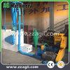 200-350kg/h barbue automatique complète la ligne de production alimentaire de poisson