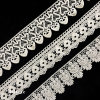 Collare popolare superiore meraviglioso L157 del merletto di Chantilly del ricamo