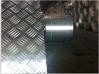 Aluminium In reliëf gemaakt Blad met 5 Staven