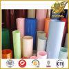 Film transparent coloré de PVC pour la décoration