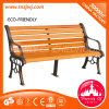Im FreienWooden Bench Chair Leisure Chair für Sale