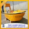 Solas de Dubbele Boot van de Redding van de Haak/de Mariene Boot van de Redding FRP voor 6man
