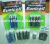 Fabricantes AA AAA C D 6lr61 Lr03 Lr6 Lr14 Lr20 da bateria alcalina do fornecedor 1.5V das baterias de China