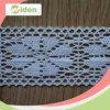 柔らかい綿のアフリカの花デザインジョージのかぎ針編みのレース
