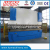 Placa WC67Y-300X4000 acero hidráulico dobladora