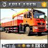 Capacité de levage 12 tonnes et de 14m de hauteur de levage du bras droit Camion grue Sq12SK3q pour la vente