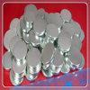 Magneet van de Schijf van het Neodymium van de zeldzame aarde de Permanente met het Plateren van het Nikkel