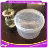 Muffa rotonda trasparente di plastica del contenitore 3.5L dell'iniezione pp