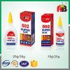 Precio Atractivo Nuevo Tipo Cola Super Instantánea, Fabricante de Cola Líquida, Super Glue 502