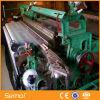 Linha de produção automática cheia do engranzamento da rede da fibra de vidro
