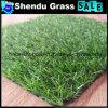 Cor verde artificial da grama 20mm para o jardim