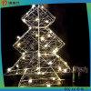 LEIDEN van het Koord van de Fee van de Decoratie van Kerstmis van de vakantie OpenluchtLicht