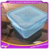 プラスチック注入の正方形のマイクロウェーブお弁当箱型