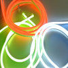 고품질 AC230V/120V SMD5050/2835 RGB 코드 LED 네온