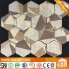 Mosaico de madera, Nueva colección de inyección de tinta, mosaico de vidrio reciclado (V678005)