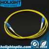 Vezel Optische Patchcord Sc aan Sc Gele SimplexLSZH