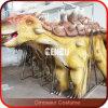 Ankylosaurus-Kostüm-Gummidinosaurier-Maskottchen-Kostüm