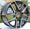 Borda de venda quente da roda da liga de alumínio do carro 20 polegadas