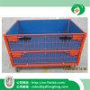 Kundenspezifischer Maschendraht-Behälter für Transport durch Forkfit