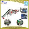 압출기 기계를 재생하는 최신 판매 PE PP 구획 병 씻기