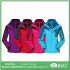 Куртка спортов пальто лыжи женщин взбираясь