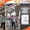 American Window with Grille, Ultra-Large Type Single Hung Thermal Break Fenêtre en aluminium Exporter vers Etats-Unis / Amérique