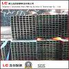 pipa de acero rectangular 50mmx30mmx1.35 para la estructura Corea exportada edificio