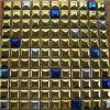 2015 квадратное Glass Mosaic для Magic Rainbow Theme (S4832)