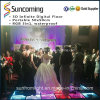 Венчание, танцевальная площадка ночного клуба 3D инфинитная СИД