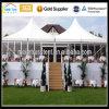 屋外のClearspan透過党玄関ひさしPVC大きい塔の結婚式のテント