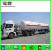De vloeibare Semi Aanhangwagen van de Tanker van het LNG van het Vervoer van het Aardgas