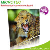 Aluminum Photo Print From Microtec