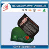 Smart card sem contato da forma de Non-Startdard