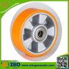 Poliuretano Mold em Aluminium Core Caster Wheel