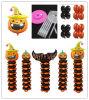 Halloween-/Feiertags-/Hochzeits-Dekoration-Standplatz-Spalte und biegsames Trägermaterial, zum des Kürbis-Ballons zu reparieren