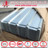 JIS G3322 färben Galvalume beschichtetes gewelltes Stahldach-Blatt