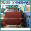 Met en valeur la bobine en acier enduite d'une première couche de peinture pourprée de Shandong Chine