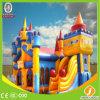 Château plein d'entrain gonflable stratifié par PVC d'environnement de qualité
