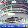 Tuyau hydraulique en caoutchouc SAE 100r4