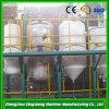 Máquina comercial do purificador de petróleo comestível, maquinaria do líquido de limpeza do óleo