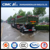 Cimc Huajun에 의하여 강화되는 화물 상자를 가진 Beiben 6*4 덤프 트럭