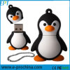 Personnaliser la conception de PVC Cartoon Penguin lecteur Flash USB