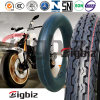 2.50-17 Motociclo de butilo de alta qualidade o tubo interno